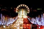 Balade  illuminations de Noël